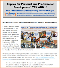IPPD newsletter fade